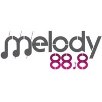 Logo of radio station Melody FM 88.8