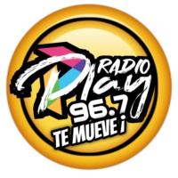Logo de la radio Play 96.7 FM