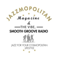 "Logo of radio station Smooth Groove Radio ""The Vibe"""
