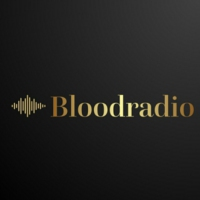 Logo of radio station Blood-Radio