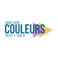 Logo of radio station Couleurs FM -  Nord Isère