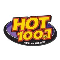 Logo of radio station WVHK Hot 100.7