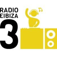 Logo of radio station Radio Eibiza 3