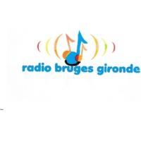 Logo of radio station radio bruges gironde