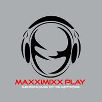 Logo of radio station maxximixx play