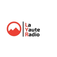 Logo of radio station La Haute Radio