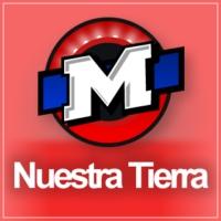 Logo of radio station La Mega Nuestra Tierra
