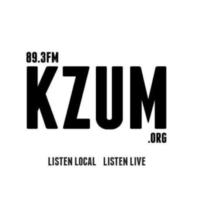 Logo de la radio KZUM 89.3 FM