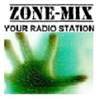 Logo of radio station Zone-Mix