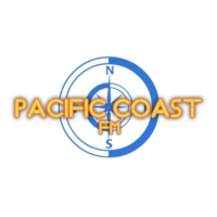 Logo of radio station Pacific Coast FM