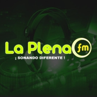 Logo of radio station Radio La Plena FM