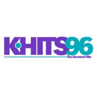 Logo of radio station KHITS 96 KRWD