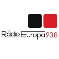 Logo of radio station Rádio Europa