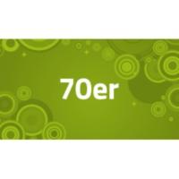 Logo of radio station Spreeradio 70er