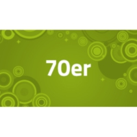 Logo of radio station Spreeradio 70er