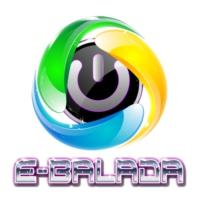 Logo of radio station E-Balada