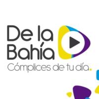 Logo of radio station De La Bahia Noticias