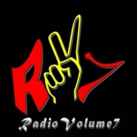 Logo of radio station RV7 RADIO