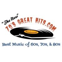 Logo of radio station 70s Great Hits