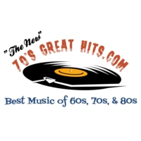 Logo de la radio 70s Great Hits