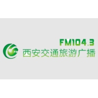 Logo of radio station 西安交通广播 FM104.3