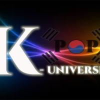 Logo of radio station K-Universe