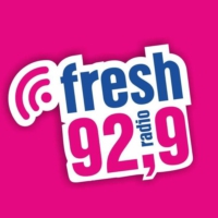 Logo of radio station Fresh Radio 92,9 fm