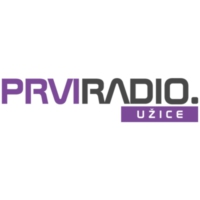 Logo of radio station PRVI radio Užice