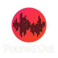 Logo of radio station Poured Out