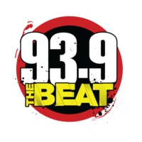 Logo de la radio KUBT 93.9 The Beat