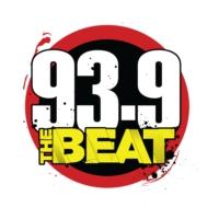 Logo de la radio KUBT 93.9 The Beat