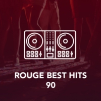Logo of radio station Rouge Best Hits 90