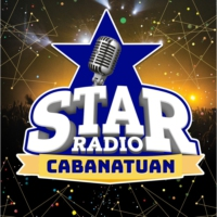 Logo of radio station STAR RADIO CABANATUAN