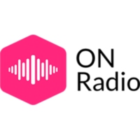 Logo of radio station ON Radio