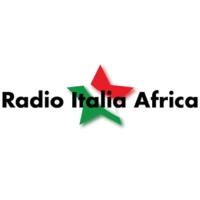 Logo of radio station Radio Italia Africa