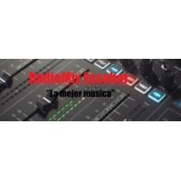 Logo of radio station RadioMix Escobar