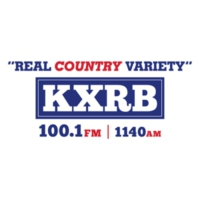 Logo de la radio KXRB Sioux Falls