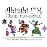 Logo of radio station AbinibiFM
