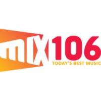 Logo of radio station KEZR 106.5 FM