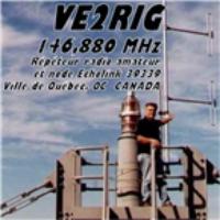 Logo of radio station VE2RIG 146.880