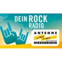Logo de la radio Antenne Niederrhein - Rock Radio