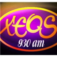 Logo of radio station XEQS