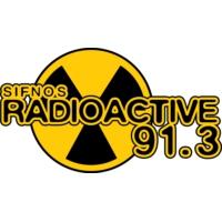 Logo of radio station Radioactive 91.3