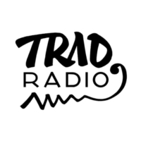 Logo of radio station TRAD.Radio