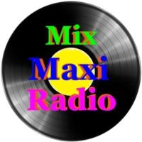 Logo of radio station MixMaxi Radio