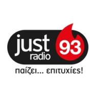 Logo of radio station Just Radio 93