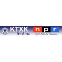 Logo de la radio KTXK 91.5 FM