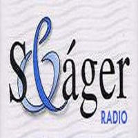 Logo of radio station Sláger Zene Rádió