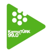 Logo of radio station KarmaTürk FM