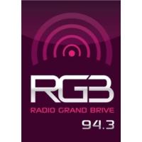 Logo of radio station RGB 94.3 fm